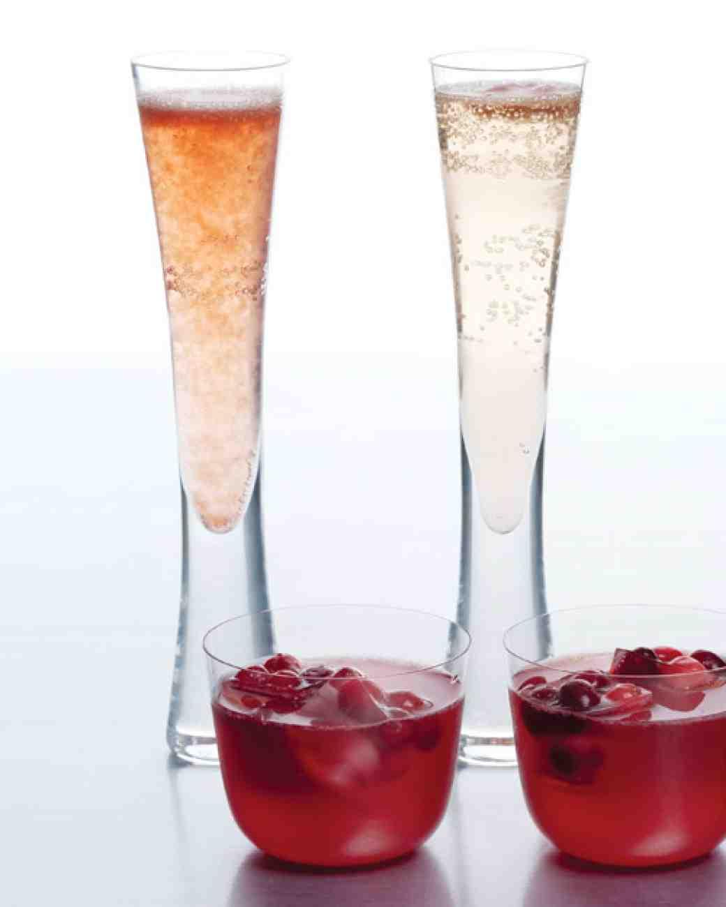 Saint-Sylvestre : 3 cocktails pour votre réveillon - Mon Barman